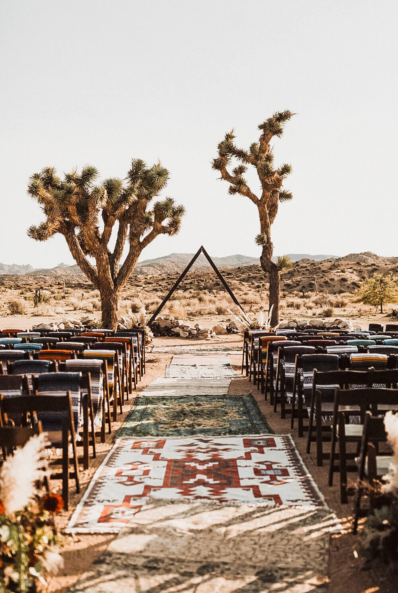 luxurious desert wedding venues