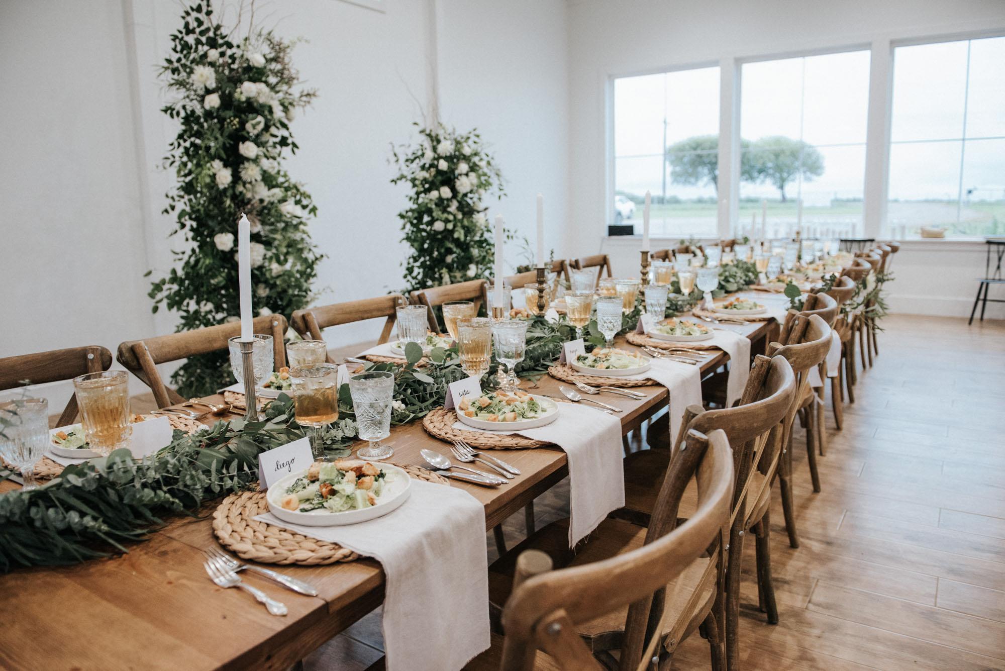 Dallas small wedding venue