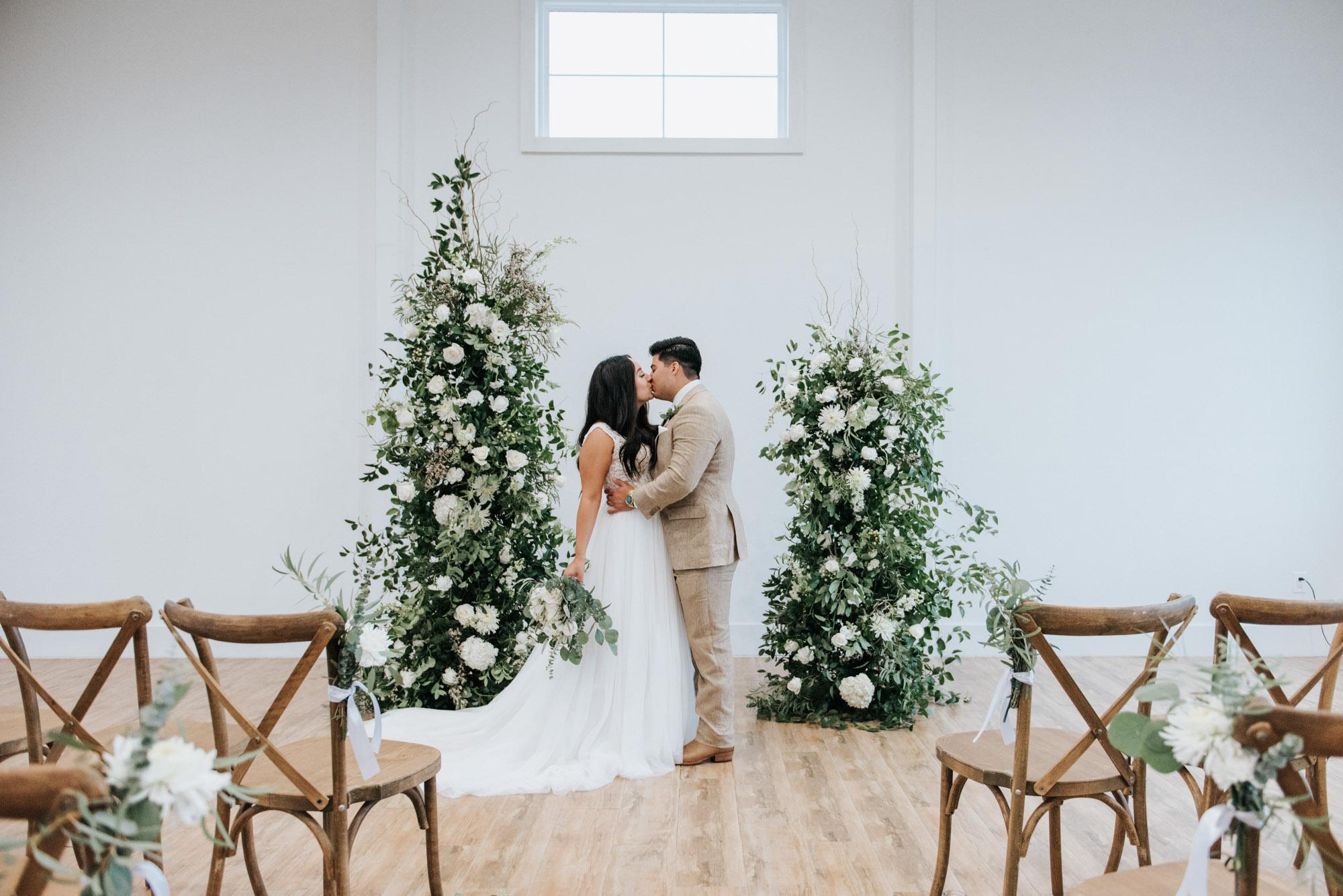 micro wedding in Dallas